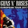 Поездка! GUNS N' ROSES - European Tour 2017