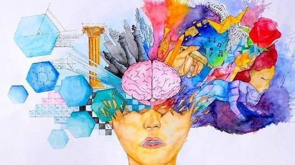 Креативность - это значит взять уже известные элементы, и соединить их
