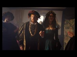 6 октября в 21.50 смотрите сериал «Шесть королев Генриха VIII»