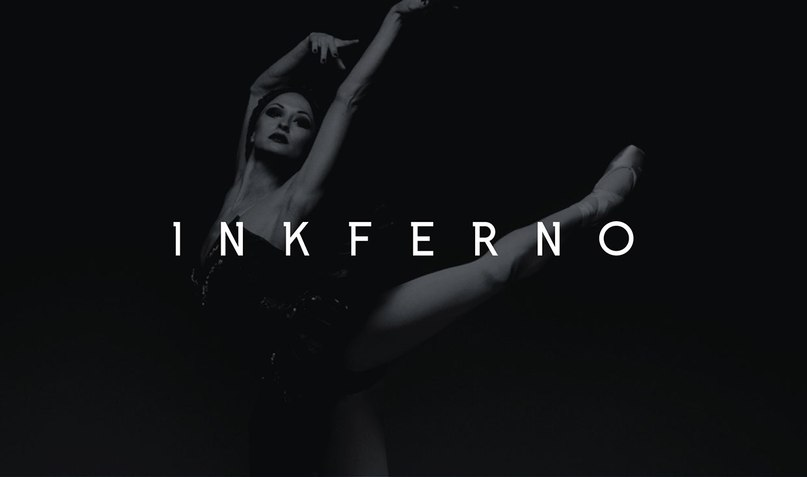 Download INKFERNO font (typeface)