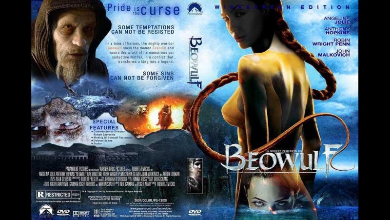 Беовульф - ТВ ролик (2007)
