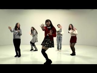 【あいり&留学生】恋ダンス【仲良く踊ってみた】 sm30509068