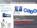 Dial 1-888-450-6727 Facebook Customer Service Against Spammers &amp Hackers