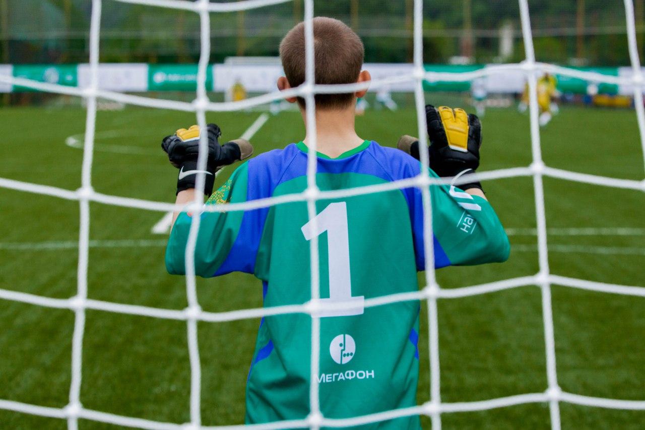 Более сотни футболистов из детских домов поборются за поездку в Сочи на финал Соревнований «Будущее зависит от тебя»