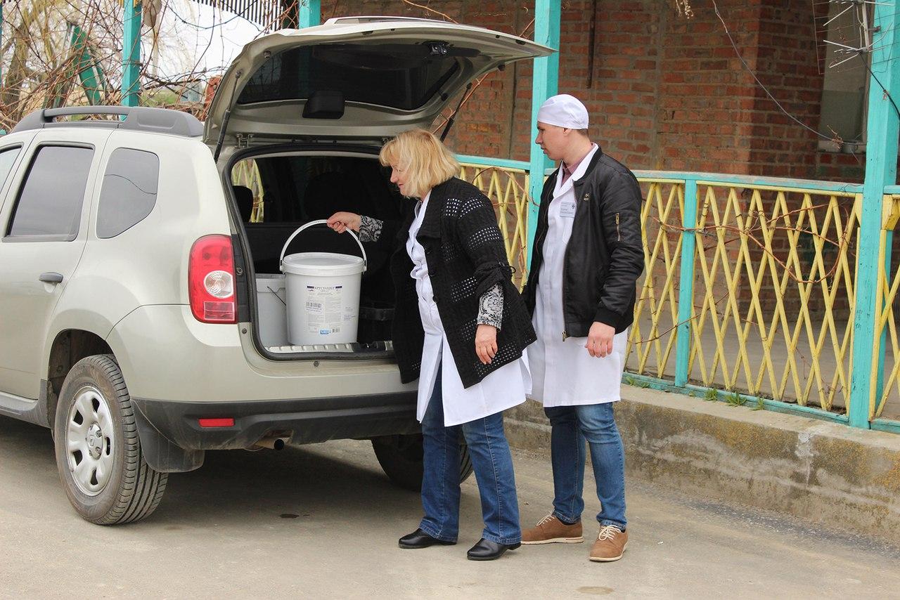 В Ростовской области начались плановые обследования рыбоводных хозяйств