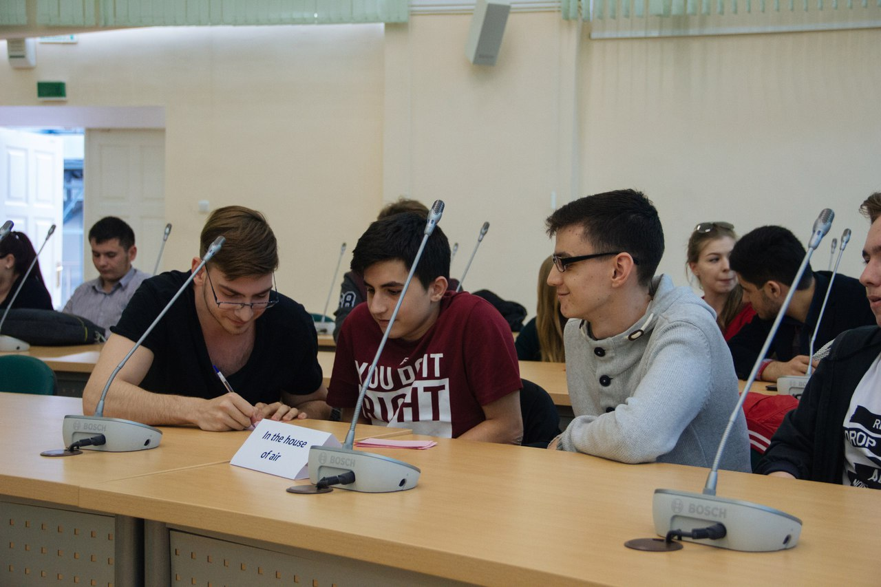 В Инженерно-технологической академии ЮФУ состоялось мероприятие, посвященное Дню Космонавтики