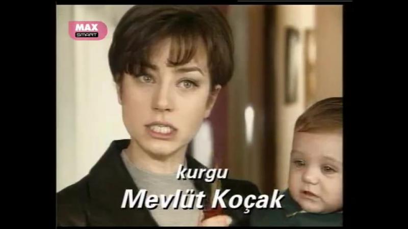Kara Melek Sanem Çelik, Ece Uslu 1997.Eski Arşiv Filmler ve Yerli Diziler
