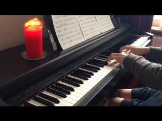 Two Steps From Hell - Star Sky (Battlecry) Piano cover - full version advanced
