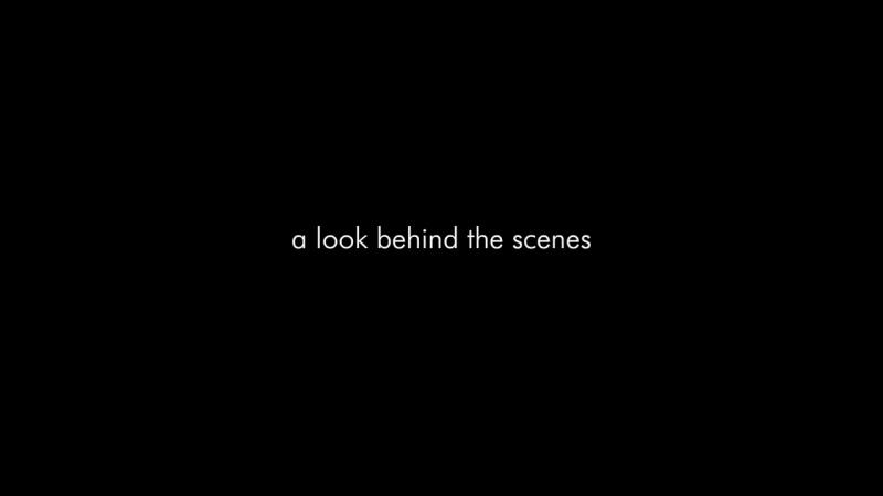 За кадром съемки рекламного ролика для аромата «Deep Euphoria» от «Calvin Klein» 2