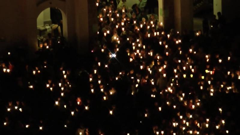 Похід зі свічками