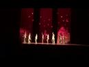 Премьера танца с кинжала на тему из сериала Великолепный Век