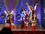 Украинский народный танец Гопак.