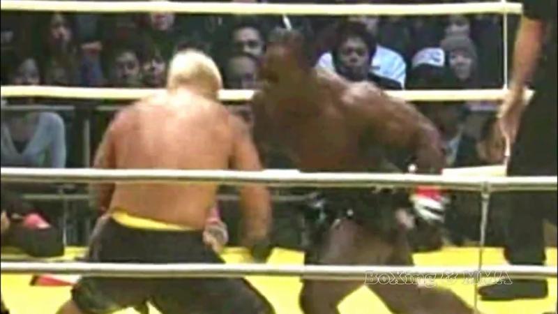 MELVIN No Mercy MANHOEF __ Highlights_Knockouts MMA