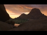 Downhill Mountain Biking in the Wilds of Africa (Only Video)