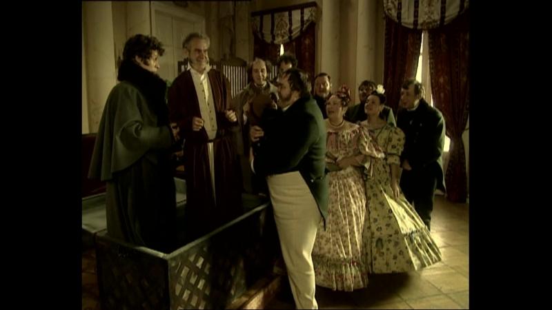 Дело о Мёртвых душах - 5 серия (2005)
