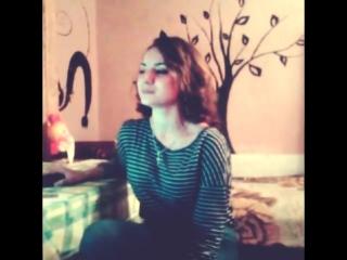 Anasteysha Bilavchuk/Jessica Simpson – When you told me