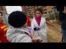 Телекомпания Россия посетила пустующую стройку ЖК Спортивный квартал