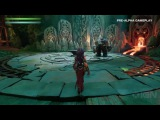 15 минут геймплея Darksiders III / PlayGround.ru