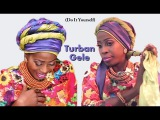 how to tie TURBAN GELE by yourself - Full Tutorial DIY