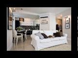 Дизайн студии 18 кв м фото кухня гостиная
