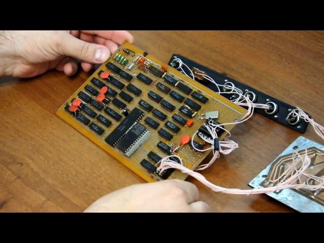 Ремонтируем ZX Spectrum 48K Композит или Ленинград 1