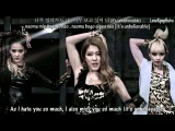 SPICA - Painkiller MV English subs + Romanization + Hangul HD