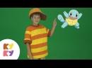 КУКУТИКИ - Смешные моменты со съемок мультиков песенок для детей малышей Июль 2016