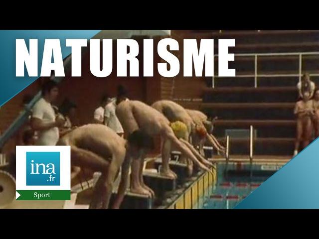 La natation naturiste | Archive INA