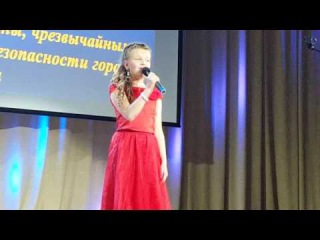 Елизавета Тур, 10 лет. Песня