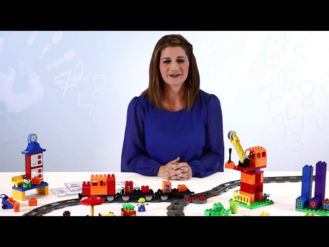 Раннее математическое развитие с LEGO Edication