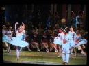 Чистякова И. Рузиматов Гран-паБаядерка1995 Chistyakova Irina(Gamzatti e Solor)