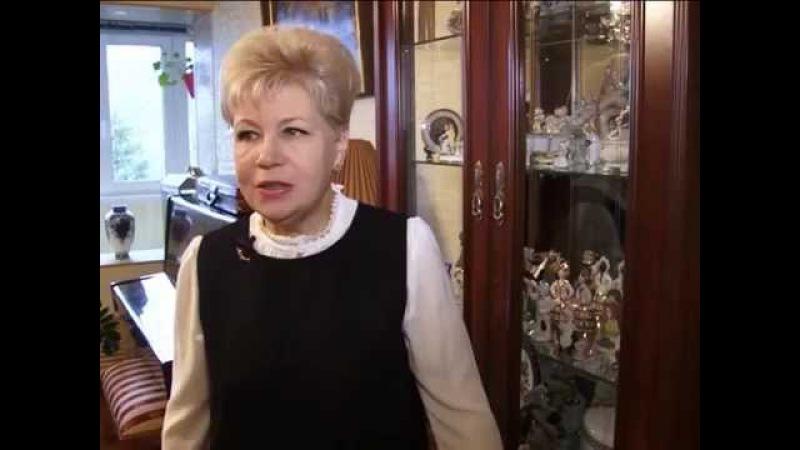 Коллекция Марины Назаровой репортаж ТРОТЕК