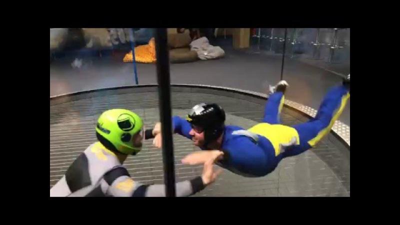 Fly tunnel | צניחה חופשית | Скай дайвинг