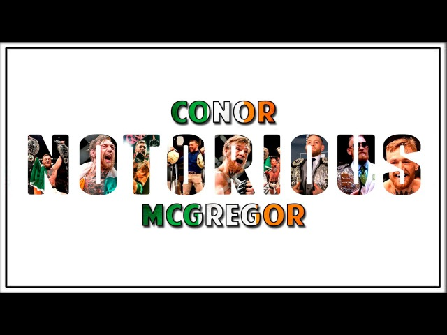Conor McGregor - IRISH CHAMP CHAMP (русские субтитры) conor mcgregor - irish champ champ (heccrbt ce,nbnhs)