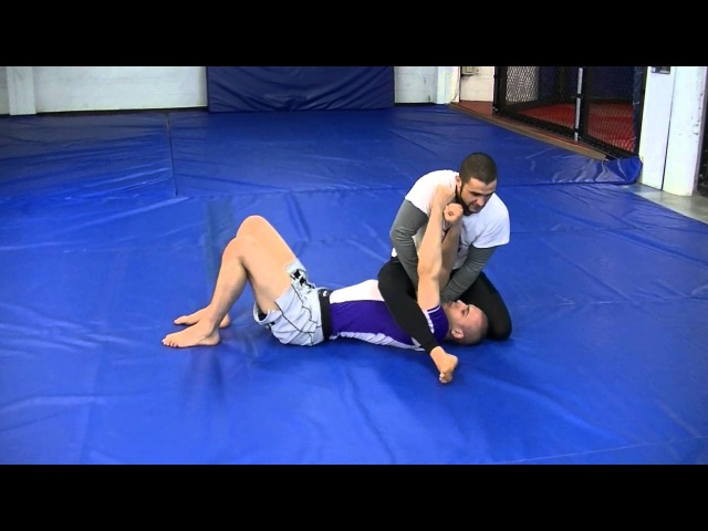 Basic Armbar from the Mount Key details Firas Zahabi basic armbar from the mount key details firas zahabi