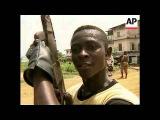 LIBERIA MONROVIA NEW ATTACK TARGETS REFUGEE BARRACKS