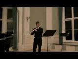 F. Kreisler Sicilienne &amp Rigaudon (flute arrangement)