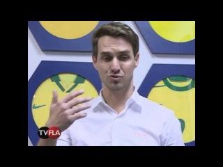 Sávio relembra dois jogos históricos pelo Flamengo, ambos em 1996