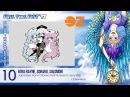 FTF-2017 - Косплей-дефиле - Восток №10 (Japanese Horror Stories; Kira Rayne, Soraru, Solomon)