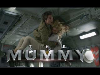 The Mummy - Tom Cruise Insane Stunt In Zero Gravity BTS Tease