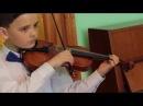 Популярні мелодії на скрипці та фортепіано - дует Іван та Валерій Воробей