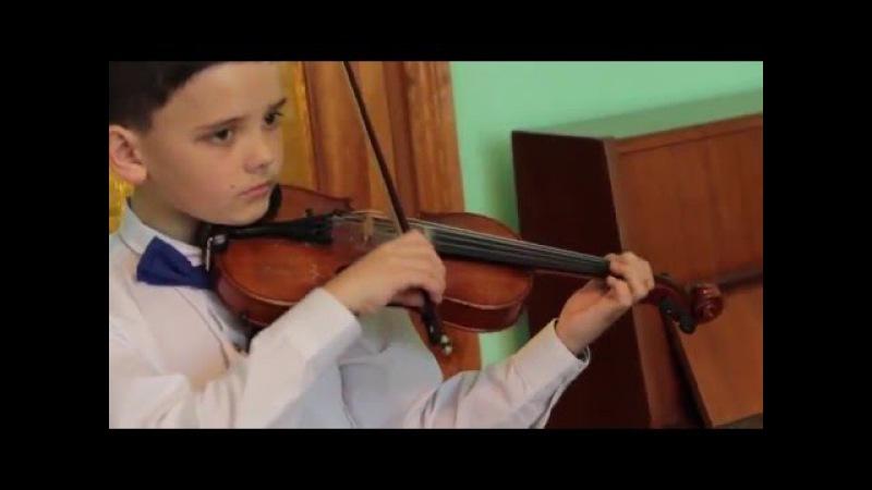 Популярні мелодії на скрипці та фортепіано - дует Іван та Валерій Воробей » Freewka.com - Смотреть онлайн в хорощем качестве