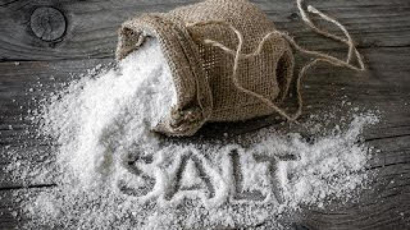 С.В. Савельев: влияние соли на человека