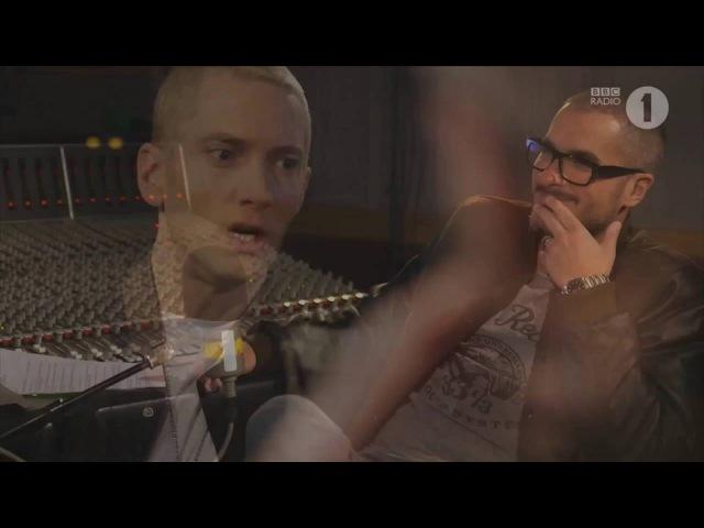 Eminem VS. Zane Lowe Интервью на BBC Radio 1 [Русская озвучка от Eminem.Pro]