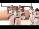 марийский танец Ош пеледыш белый цветок