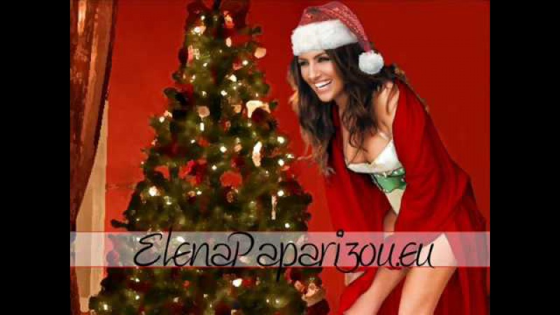 Helena Paparizou Agia Nixta Jingle Bell We wish you a merry christmas Christmas Songs