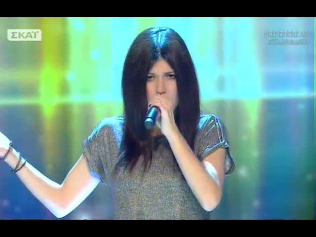 Деспина Лагониду - Anthoropon Erga (Протопсалти Алкистис)