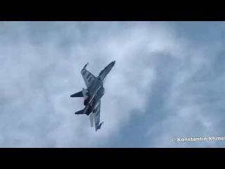 """Су-35 Видео запрещенное в США! """"Высший пилотаж"""" » Freewka.com - Смотреть онлайн в хорощем качестве"""