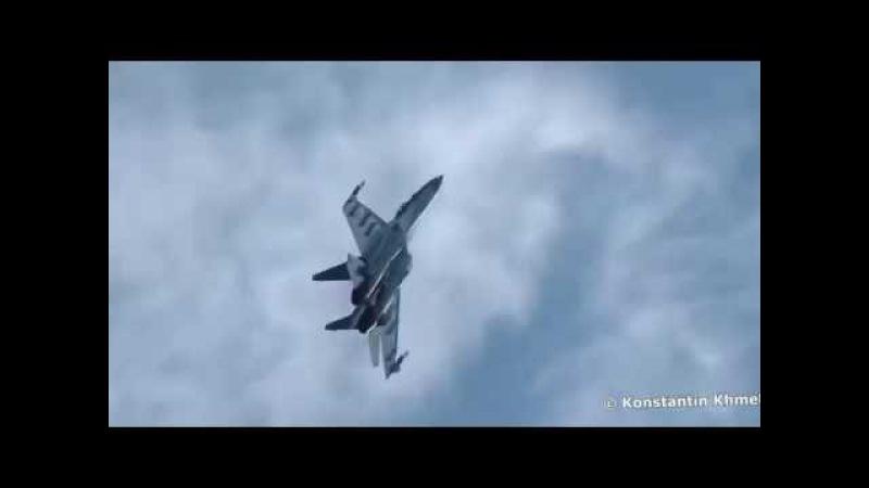 Су-35 Видео запрещенное в США! Высший пилотаж » Freewka.com - Смотреть онлайн в хорощем качестве