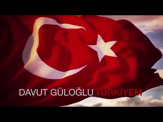 Davut Güloglu - Türkiyem (Orginal Clip)